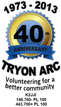 Tryon ARC 40th Anniversary
